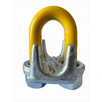 2021 SLN Forged wire rope clips G450