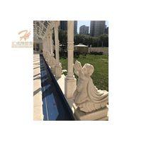 Marble Gallery Long Corridor Gazebo for Wedding thumbnail image