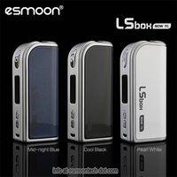 Esmoon LS80w sub 0.2ohm RDA huge vapor vape box mod