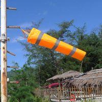 Waterproof Industrial Use Orange Reflective High Visibility Wind socks