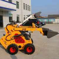 mini skid steer loader manufactur