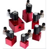Sandwich Blocks for Solenoid Valve Blocks