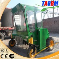 M2000 compost turner,compost making machine