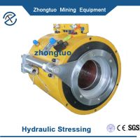 Zhongtuo Prestressed Post Tension Jack For Post Tensioning And Prestressed Concrete thumbnail image