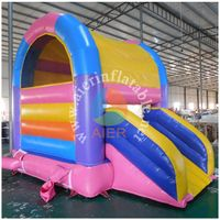 Small children inflatable bouncer thumbnail image