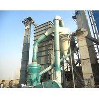 gypsum powder processing line
