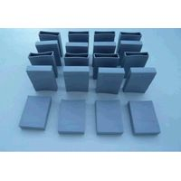 Silicone rubber heat sink cap