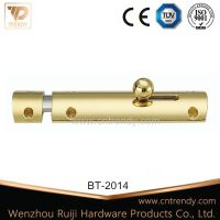 Brass Door&Window Latch Lock Bolt with Ball Head