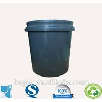 2kg Plastic Car Lubricating oil Container Bottle