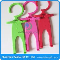 folding hunger flexible human silicone mobile phone holder thumbnail image