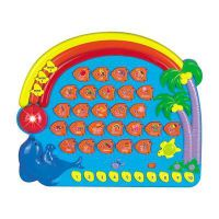 1368E Ocean World Alphabet Learning Machine, Learning Toy, Educational Toy, Preschool Toy thumbnail image