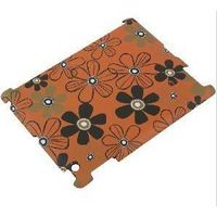 Water Transfer Printing Plastic Frame Cases for Ipad 2(3)