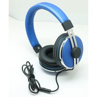 Cheap Hot Selling Stylish Wired Headphone New Sport Stereo Headphone