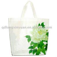 100% cotton environmental shopping bag thumbnail image