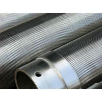 Professional Automatic Machinery Wedge Wire Cylindrical Screen Welded Wire Mesh Machine