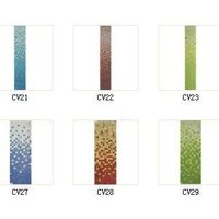 Glass mosaic color variation series