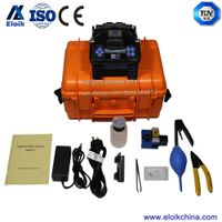 Hot Sell CE Certified Free Shipping Optical Fiber Fusion Splicer