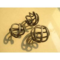 4 wires welded basket for baluster