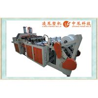 Full-automatic Double Channel T-shirt/Vest/Shopping Bag Making Machine