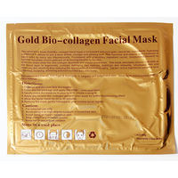 Face masks collagen 24k gold whitening moisturizing facial masks thumbnail image
