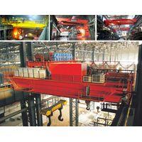 Double girder casting overhead crane thumbnail image