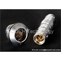 0k4pin receptacle and plug