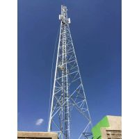 50meters Telecommunication Antenna Steel Tower