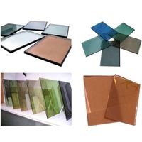 Reflective Coated Glass