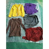 used clothing-ladies long T-shirts