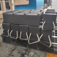 Stacker Cribbing Block is perfect for stabilizing heavy machinery like trucks and tractors
