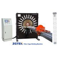 Filter Cage Welding Machine