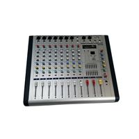 8 channel Professional Audio Mixer thumbnail image