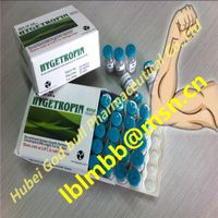 Injectable Mass Body Building Human growth hormone supplements Hygetropin 200 iu / kit