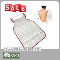 electric heating jacket pad for back