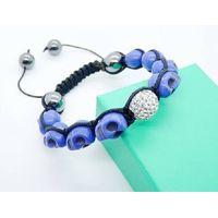 New shamballa bracelets