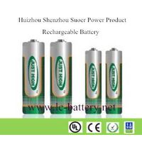 AA/AAA Cell 600mAh-2300mAh Ni-MH rechargeable Battery