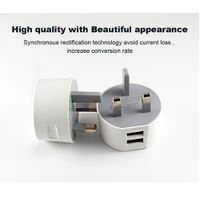dc 5v 1a power adapter smart phone usb mobile charger from factory thumbnail image