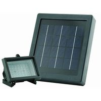 Promotion Solar Panel LED Flood Security Garden Light Sensor 42 LEDs Path Wall Lamps Outdoor Emergen thumbnail image