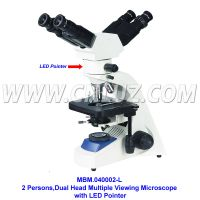MBM.040002 Two-Person Multiple Viewing Microscope with Dual Head