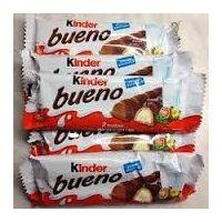 Original Ferrero Kinder Surprise, Kinder Joy, Kinder Bueno, thumbnail image