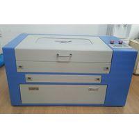 high soeed 400X600mm 50w wood laser cutting machine