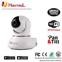 Yoosee Wifi Pan Tilt Wifi IP Camera 1080P FHD Camera with 64 RF Sensor Pairing Capability