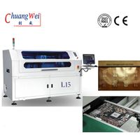 FPC PCB Solder Paste Printing Machine with Squeegee Blade,CW-L15
