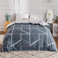 100% Cotton Duvet cover Comforter/Quilt/Blanket case 100% Cotton with Zipper Twin Full Queen King do thumbnail image