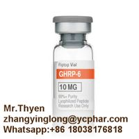 10mg/Vial GHRP-6 Grow Hormone Releasing Peptide-6 thumbnail image