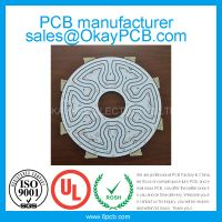 1.5 w/m.k aluminum PCB board with fast and on time delivery