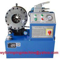 hydraulic hose crimping machine thumbnail image