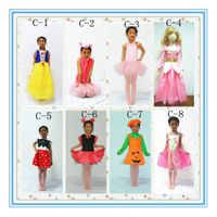 2014 Most popular girls costumes ANG-006