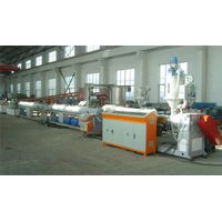 HDPE Water and Gas Pipe Machine