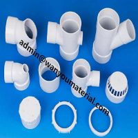 Solid PE PVC PPR Pipe Fitting Made in China